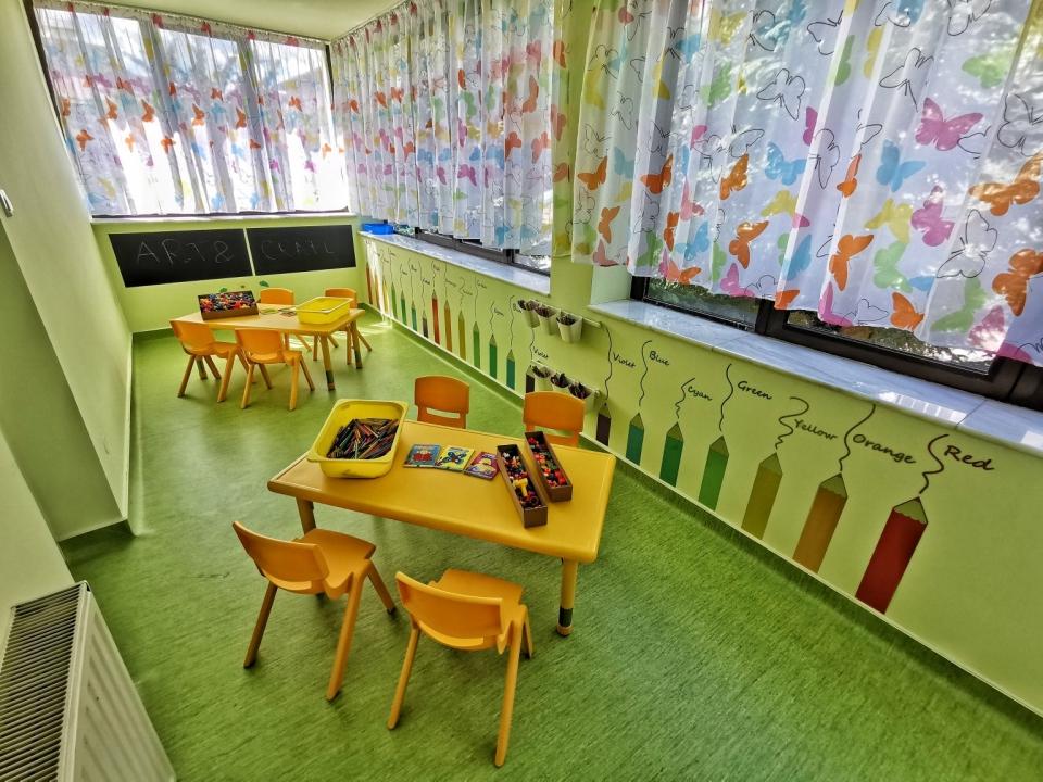 Centru Educațional Grădiniță Sală Arte
