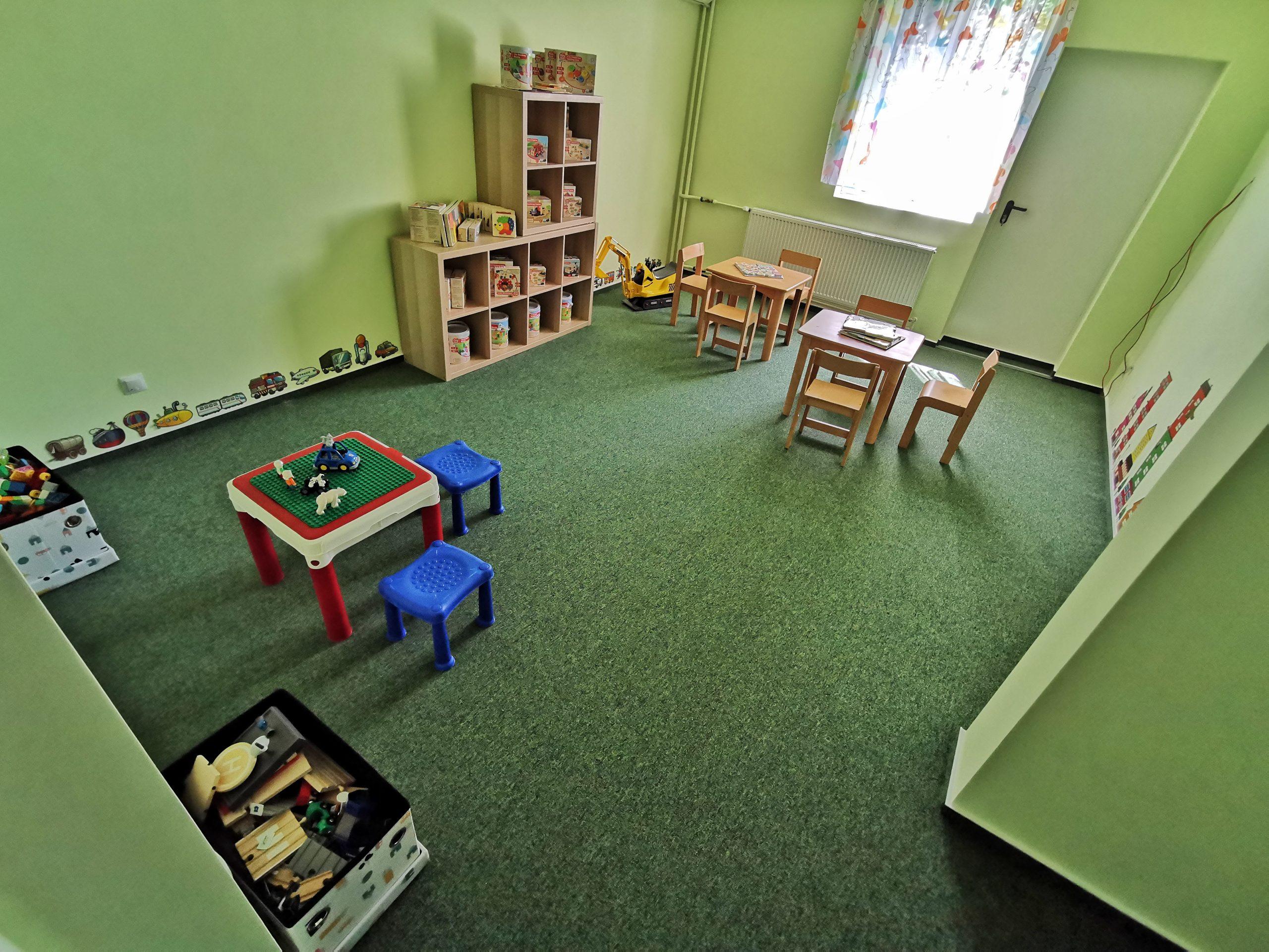 Centru Educațional Grădiniță Sala Construcții