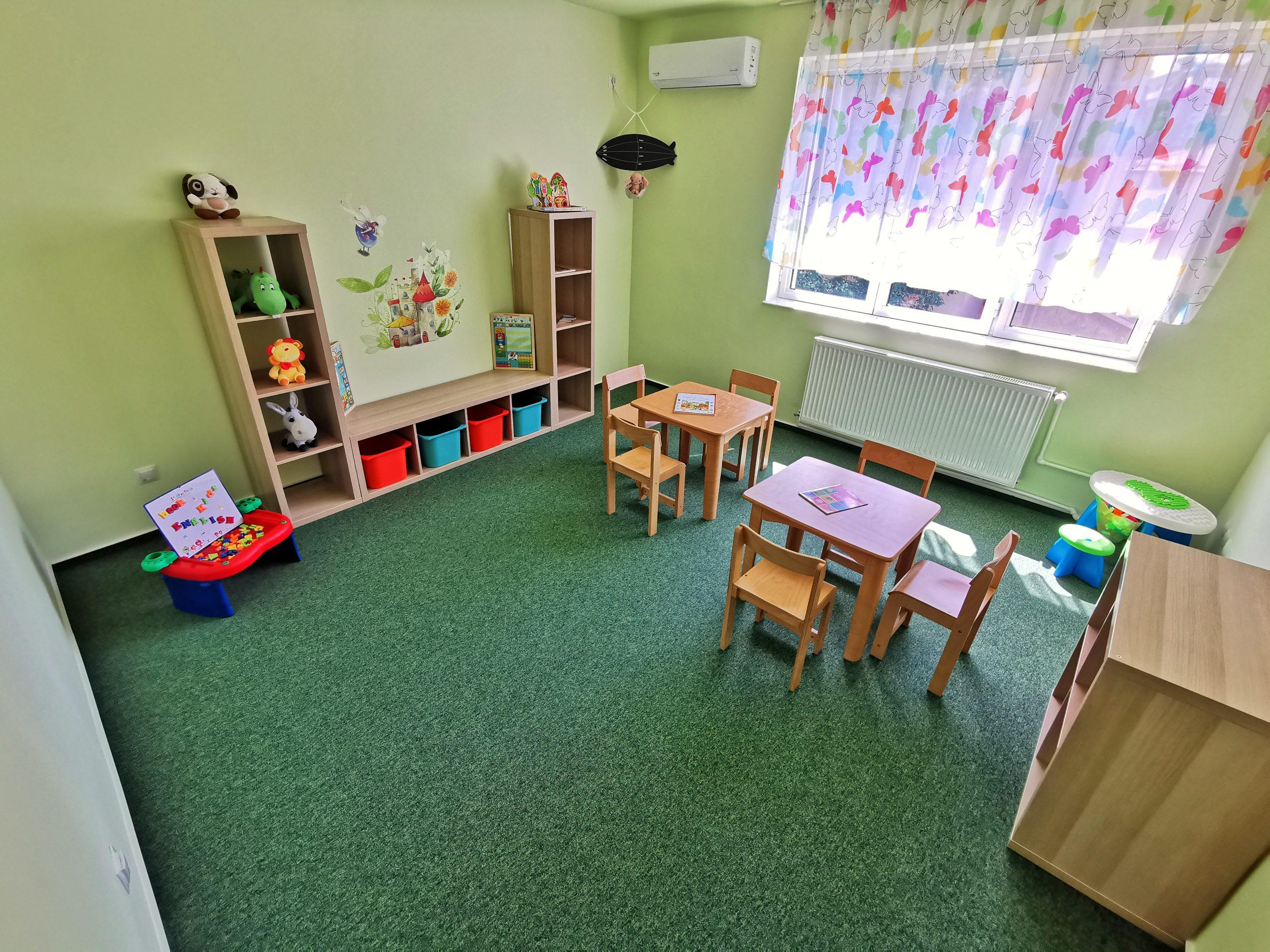 Centru Educațional Grădiniță Sala Limba Engleză