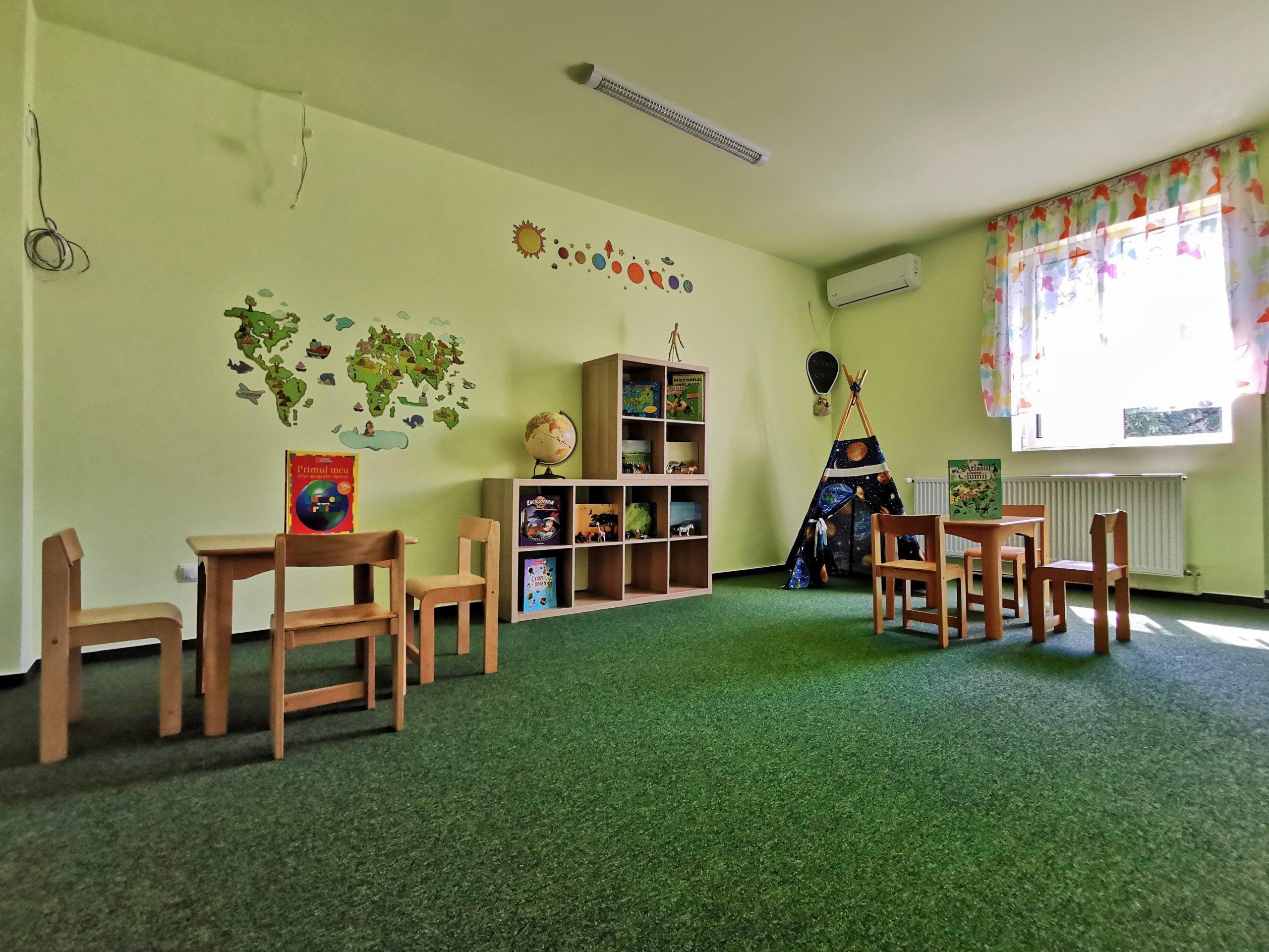 Centru Educațional Grădiniță Sală Știință